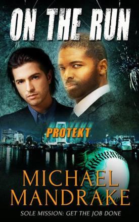 Michael Mandrake - On The Run Cover
