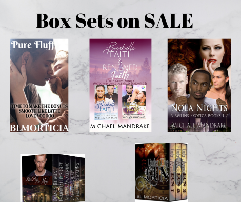 Box Sets on SALE