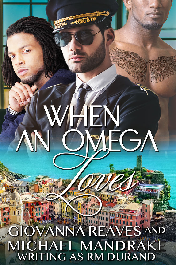When An Omega Loves is Up for pre-order!